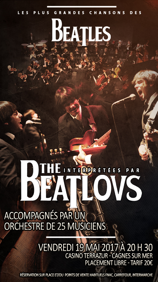 The Beatlovs _ Beatles tribute band